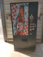 Dixie-Narco coin operated vending machine  $900.00