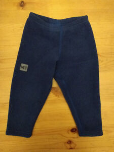 MEC FLEECE PANTS size 18 months