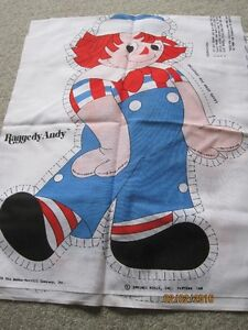 Raggedy Ann & Andy, Holly Hobbie screen prints to craft Windsor Region Ontario image 2
