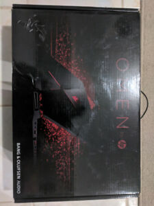 Gaming Laptop - HP Omen 15 - GTX 1060 - 120Hz Monitor with GSync