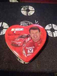 Bill Elliott official NASCAR collectible tin. $20 obo