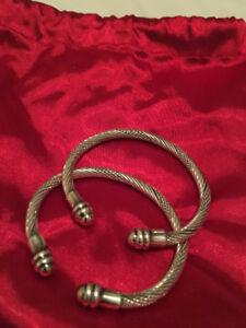 Women's Silver Bracelets