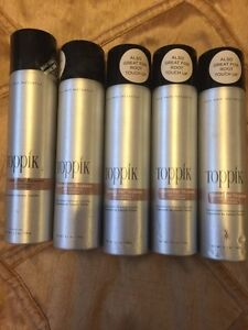 TOPPIK HAIR THICKENER & ROOT TOUCH UP