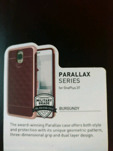 OnePus3 case and screen protector BNIB