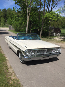 Authentic XL Conv., Southern Car, Ready for Summer Cruising