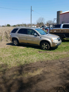 2005 Equinox part out