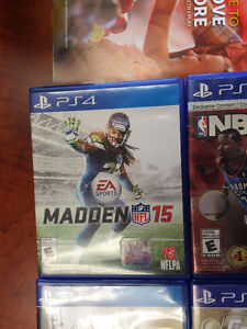 2 PS4 games Like NEW!!