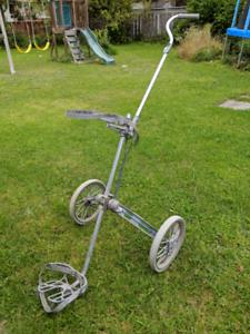Browning Golf Bag Cart