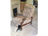 Clinique Reclining Chair- for Elderly