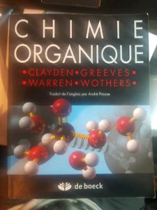 Chimie organique 1ere édition- Clayden