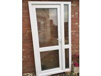 Pvc garden kitchen doors