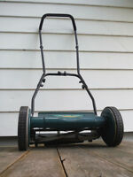 Reel Mower - Yardworks 14 inch