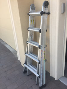 21FT MUTI-POSITION LADDER SYSTEM