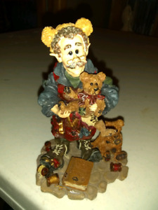 Boyds Bears & Friends - T.H. Bean - the Bearmaker Elf