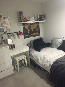 5 Room Condo Available for Student Rental ALL utilities included London Ontario image 1
