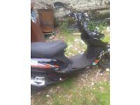 Longjia 50cc moped spares/repair