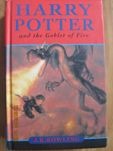 HARRY POTTER and the Goblet of Fire - 2000