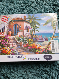 Jigsaw puzzle 1000 peices