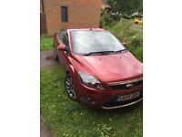 Ford Focus convertible Automatic 2.0 Low miles