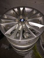 """4 mags bmw 5 series staggered 18"""""""