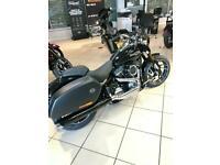 Harley-Davidson Softail SportGlide