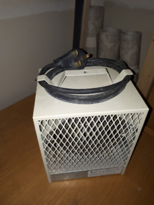 "4800W ""Ouelett"" Electric heater"