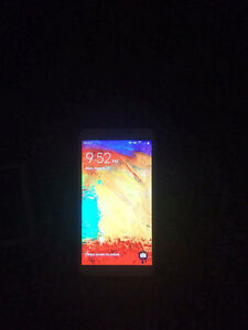 Mint condition Samsung galaxy note 3