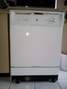 DISHWASHER WITH COUNTER TOP