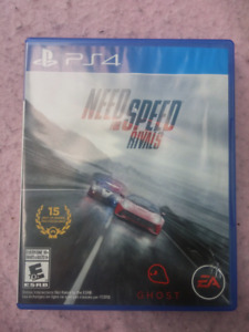 PS4 NFS Rivals Game