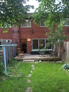 Lovely Kitchener Townhome for Rent. Central location