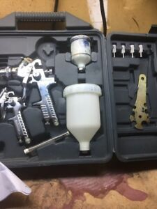 Spray Paint Kit