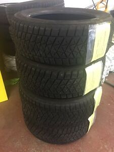 Bridgestone blizzak 245/55-19 winter tires