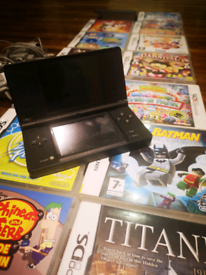 Fully working Nintendo ds with 16 games!!