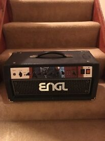 Engl screamer 50 valve amp
