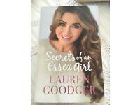 Lauren Goodger book