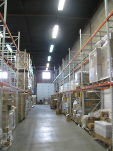 OFFICES WAREHOUSE AND STORAGE SPACE FOR RENT - ST LAURENT