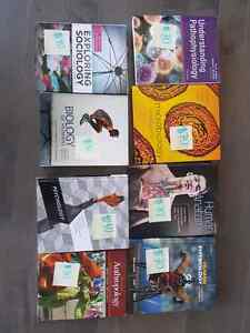 Textbooks for sale Edmonton Edmonton Area image 1