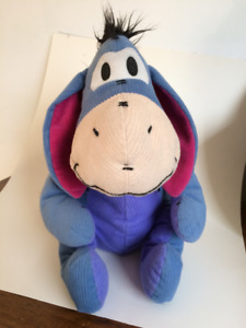 Eeyore Plush from Disney's Winnie the Pooh for Sale!