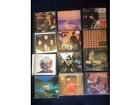 The Verve and Richard Ashcroft CD original collection