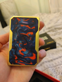 Voopoo Drag Mod and batteries