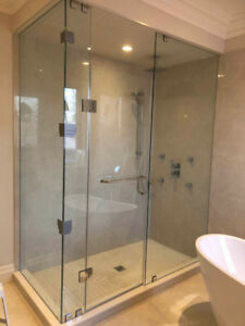 10mm Tempered Glass Shower Doors &Mirrors &Stair
