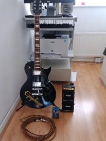 Rikter electric guitar