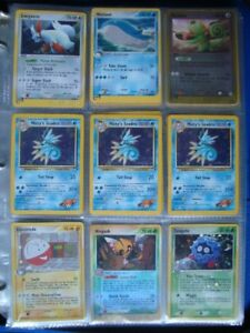 ***Pokemon Cards Mostly RARES*** + Holos, 1st Eds, Shadowless
