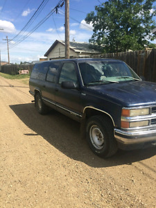 1995 suburban 4x4