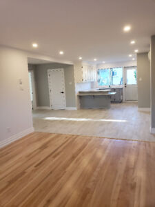 5 1/2 Ahuntsic 3 bed 1200sq feet sauve metro (fully renovated)