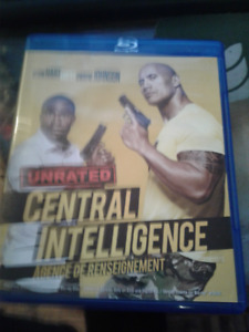 Blu-ray Agence de Renseignement