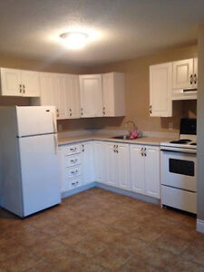 2 bedroom apartment.  Available immediately