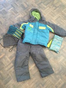 Ensemble d'hiver pour garçon 3 ans