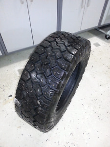 4 Toyo ct tires studded 18 inch