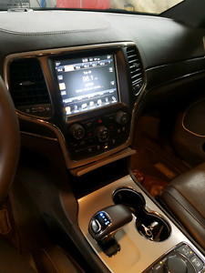 2014 jeep grand Cherokee Summit 5.7 warranty included